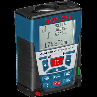 Máy đo khoảng cách Bosch GLM 250 VF Professional
