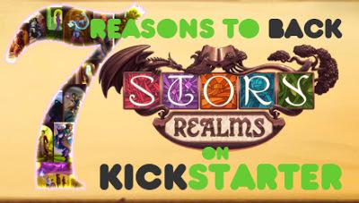 Reasons To Dorsum Flush Realms On Kickstarter vii Reasons To Dorsum Flush Realms On Kickstarter