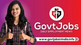 Govt Jobs In India | Govt Jobs