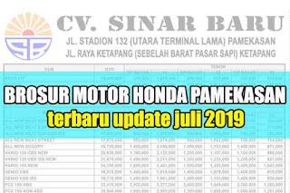 Brosur-Motor-Honda-Pamekasan-Juli-2019