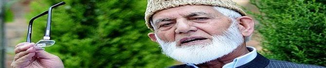 How Syed Ali Shah Geelani Hurt Kashmiris The Most