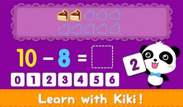 Game Anak Android Little Panda Math Genius
