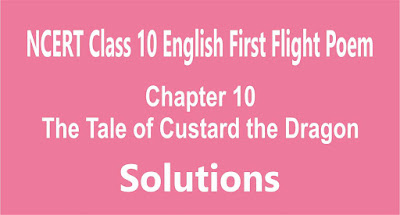 Chapter 10 The Tale of Custard the Dragon
