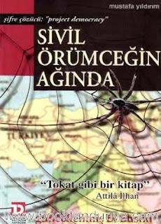 Mustafa Yıldırım - Sivil Örümceğin Ağında