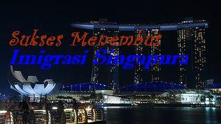 imigrasi, singapura, sukses