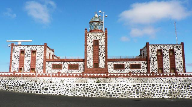 Faro de La Entallada, Fuerteventura