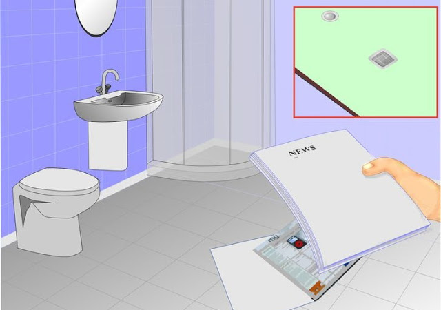 iata ce obiecte din baie trebuie curatate imediat