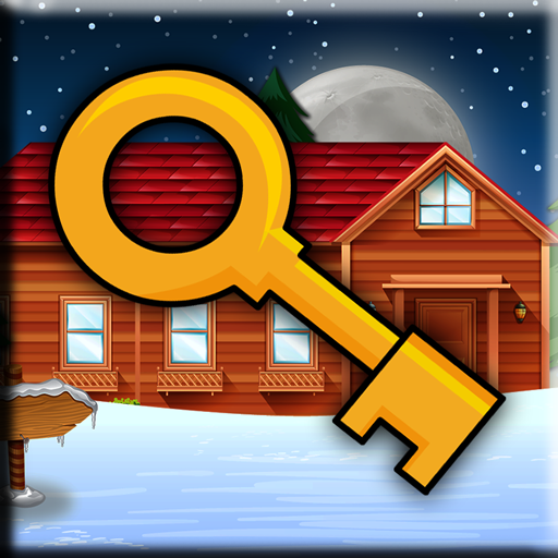 Snow Cabin Key Escape Wal…