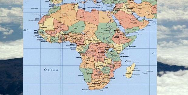 Batas Wilayah Benua Afrika dan Keadaan Alamnya