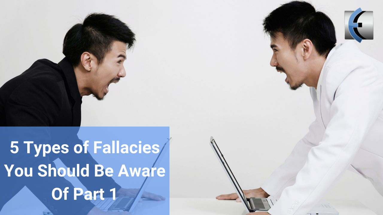 5 Types of Fallacies You Should Be Aware Of Part 1 - themanualtherapist.com