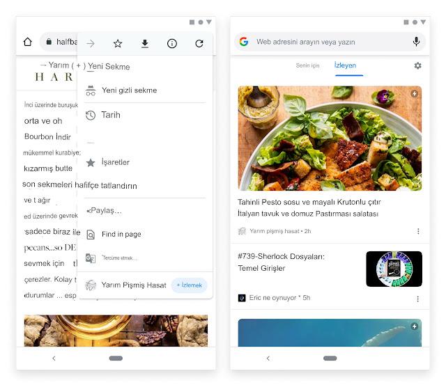 Google, bir dönem RSS'ler için Google Reader uygulamasını yayınlamış ve bu uygulama önemli RSS araçlarından biri haline gelmişti.