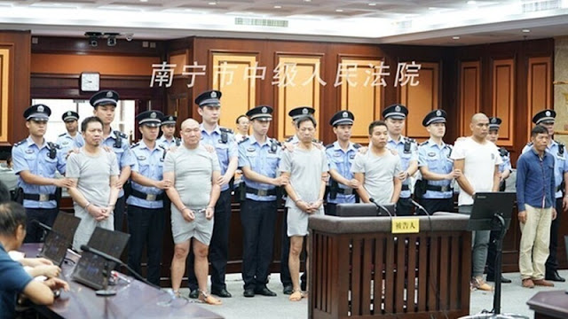 En 2013, un empresario chino contrató a un sicario para eliminar a un competidor de 282.000 dólares.