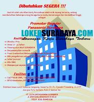 Bursa Kerja Surabaya di PT. Duta Griyasarana Januari 2020