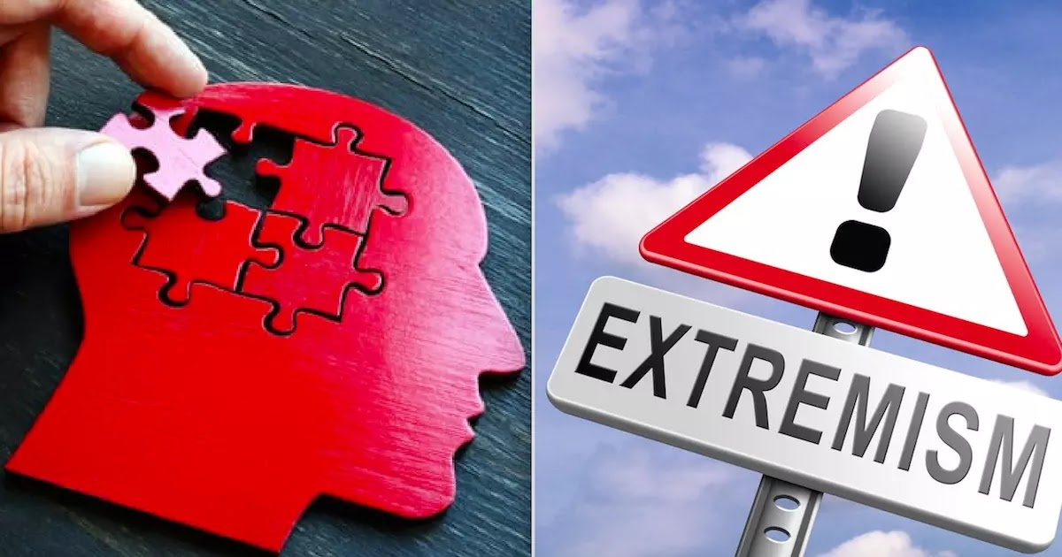 People With Extremist Views Are Less Able To Complete Complex Mental Tasks According To New Research