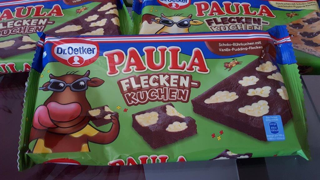 Heike Testet Paula Fleckenkuchen