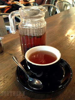 Third Village Cafe Review - English Breakfast Tea