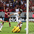 Em jogo marcado por susto, gol contra e expulsão, Vasco sai na frente, mas vê Flamengo empatar