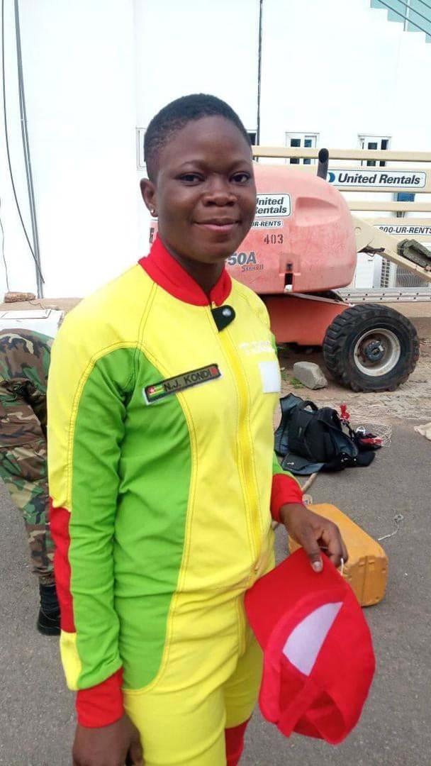 Saut parachutiste : Le Commandant Bessi-Kama a montré la voie, le soldat Kondi a suivi