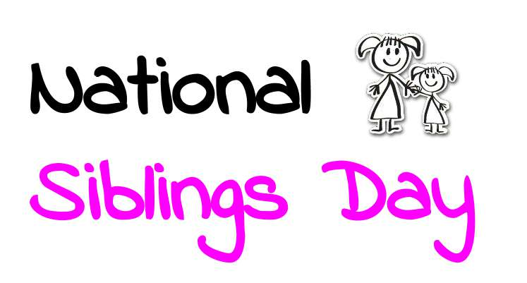 National Siblings Day Wishes For Facebook