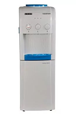 USHA Instafresh Cooling cabinet Water dispenser | Best Water Dispenser with Fridge in India | Water Dispenser with Fridge Price