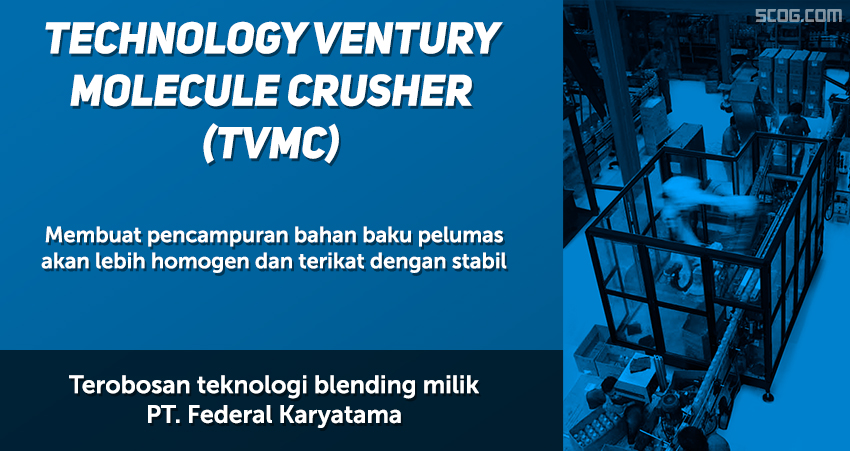 TVMC (Technology Ventury Molecule Crusher)