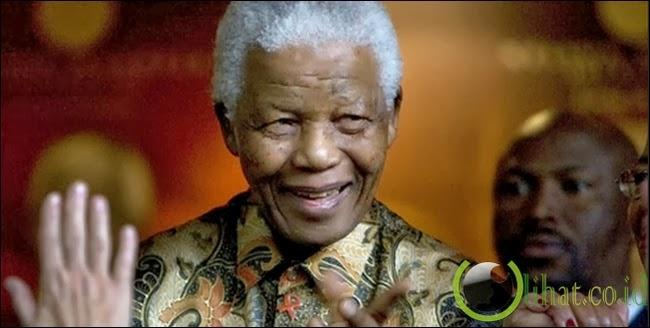 Nelson Mandela Wafat