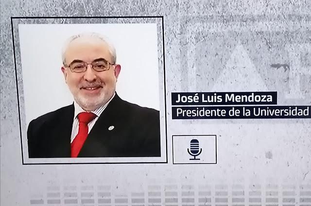 """El presidente de la Universidad Católica de Murcia achaca el coronavirus a """"las fuerzas del mal y al anticristo"""""""