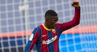 Man United renew interest in Dembele set as alternative to Dortmund's Sancho