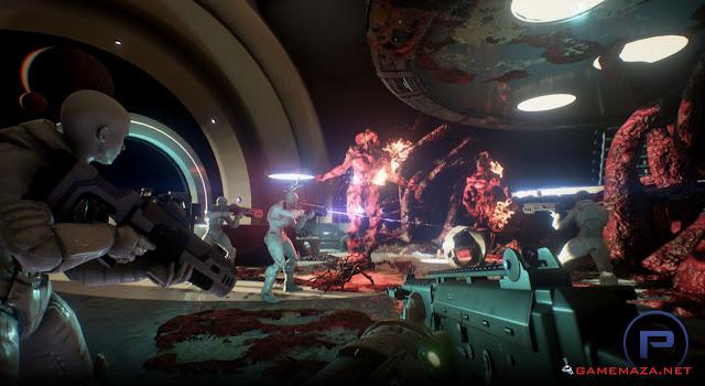 Genesis Alpha One Gameplay Screenshot 4
