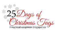 Image result for 25 tags of christmas