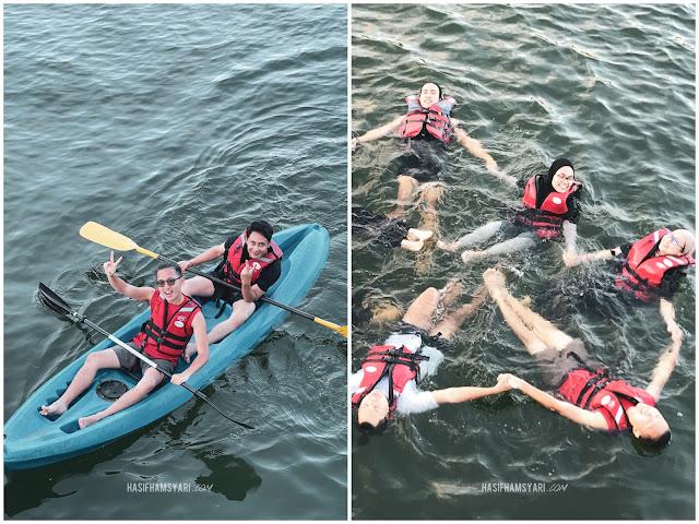 Water Activities di Royal Belum