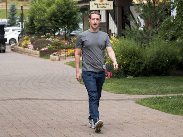 كم تبلغ ثروة مؤسس فيسبوك مارك زوكربيرج؟
