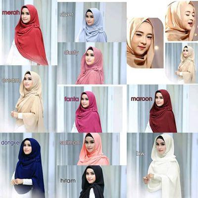 "Order Yuk! 200+ Model Hijab Instan Terbaru Langsung Pakai ""Best Seller"""