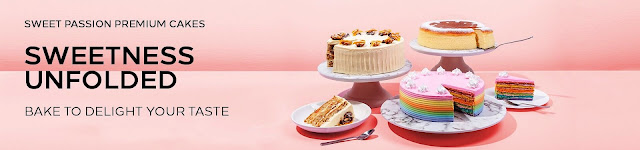 CAKERUSH The Online Cake Shop Offering Free Same Day Delivery in Klang Valley