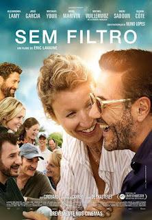 Sem Filtro, Nova Comédia de Sucesso de França, Conta Com Presença Portuguesa