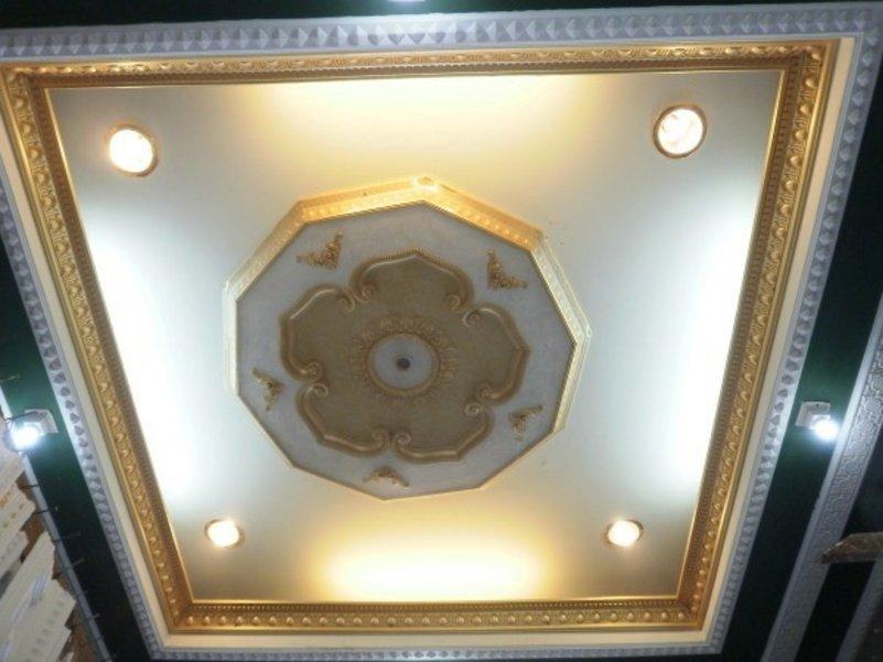 motif plafon dari triplek yang minimalis