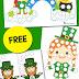 St. Patrick's Day Do-a-Dot Sheets