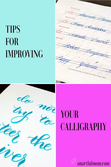 How to Improve Your Calligraphy