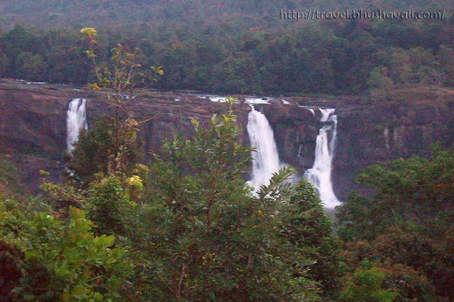 Athirapally Falls Filming location of Baahubali, Raavanan, Punnagai Mannan