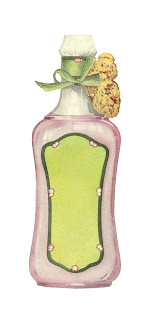 beauty product Avon illustration