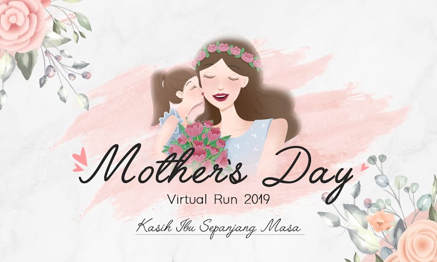 Mother's Day Virtual Run 2019