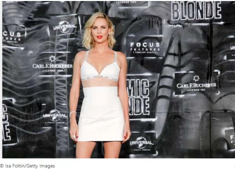 Charlize Theron: The Old Guard helped me get over my worry of horses