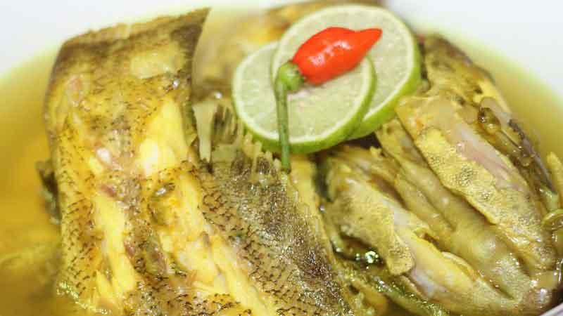 Makanan Khas Bawean