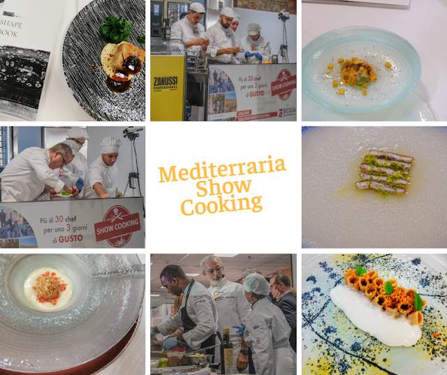 mediterraria show cooking