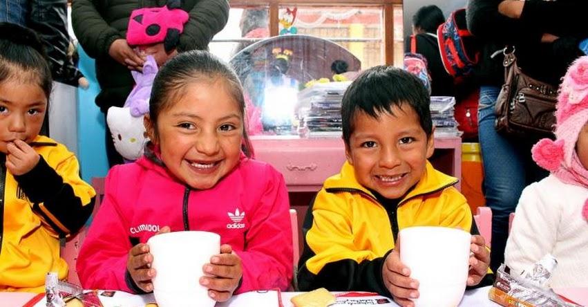 QALI WARMA: Programa social inició entrega de desayunos y almuerzos para más de 48 mil escolares en Pasco - www.qaliwarma.gob.pe