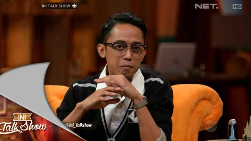 Ario Kiswinar saat tampil di Ini Talkshow