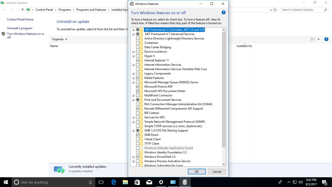 تحميل ويندوز 10 ريدستون 3 | Windows 10 Redstone 3 – 3alm tech