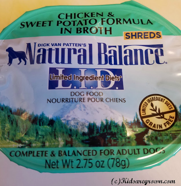 Natural Balance Limited Ingredient Diet