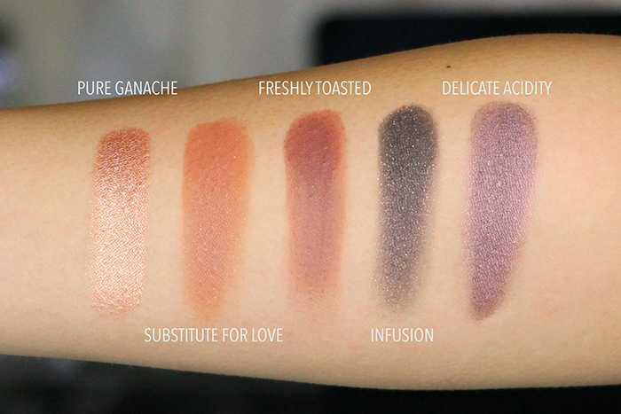 Cocoa Blend Eyeshadow Palette by zoeva #9