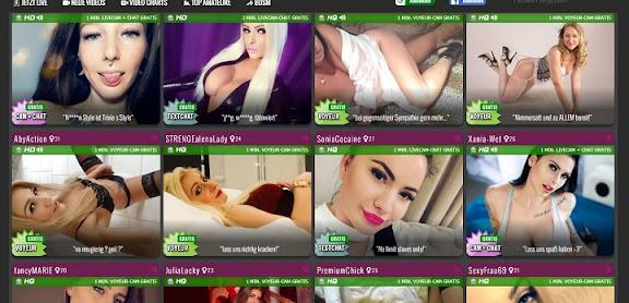 Chats, Private Nachrichten und natürlich Live sexcam finden Sie bei Big7. Big7 ist eine der größten Communities in Deutschland. Denn genau hier bekommt jeder Mann seine Wünsche erfüllt. Mit Erotik von nebenan kann die Community viel bieten. Hobbykünstler sind ebenso bekannt wie bekannte Gesichter. Lena Nitro ist nur eine davon. Aber auch andere Schauspieler sind im Portal zu finden. Live Sexcam Seiten wie Big7 sind natürlich speziell für heiße Männer konzipiert. Denn hier können Sie endlich Ihr Abenteuer genießen. Hier wird nicht nur der normale Erotikbereich abgedeckt. Denn Big7 hat eine weitere Besonderheit zu bieten. Im BDSM-Bereich ist auch die Webcam-Sexseite ein Highlight. So kann jeder Fetisch Fan all seine Vorlieben erfüllen. Besuchen Sie die Livecam Sex Site und genießen Sie das Abenteuer rund um die Amateure. Natürlich können Sie sich auch direkt an die Damen wenden. Wie bei vielen Live-Sexcam-Sites sind auch hier persönliche Nachrichten verfügbar. Das Profil der Amateure zeigt eine Menge Informationen, so dass Sie Ihren geilen Amateur am besten kennenlernen können.